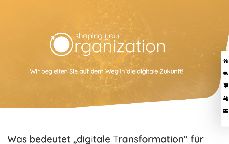 shaping your organization